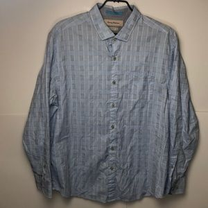 Tommy Bahama XL Shirt Island Modern Fit Cotton